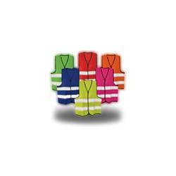Chaleco MR Alta visibilidad SR1014 Varios colores