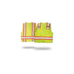 Chaleco MR alta visibilidad con ref SR1035 am