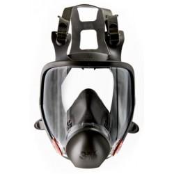 Respirador cara completa 3M 8600