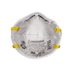 Respirador desechable 3M Mod 8210
