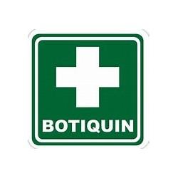 Señal Botiquin 25X20