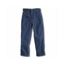 Jeans mezclilla 14 onzas suavizado sid